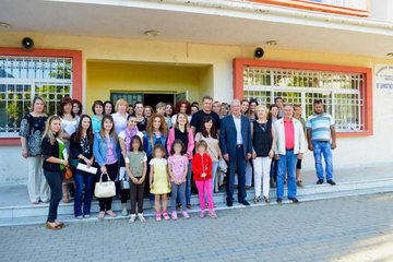 Municipality of Naoussa - Voluntary programme; Confronting Learning Difficulties